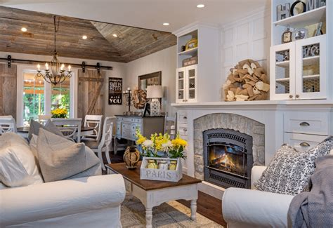 20+ Farmhouse Living Room Designs, Ideas
