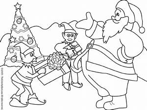 santas workshop coloring pages new calendar template site