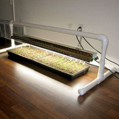 can you use a flood light to grow plants 240 best create with pvc pipe images on pinterest decks
