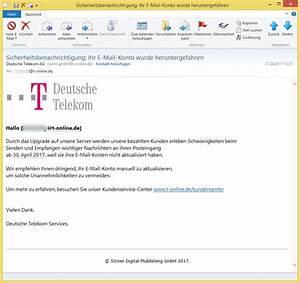 Telekom Deutschland Gmbh Rechnung Online : sicherheitsbenachrichtigung ihr e mail konto wurde heruntergefahren von deutsche telekom ag ~ Themetempest.com Abrechnung