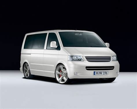 Vw Transporter T5 Tuning Vw Multivan Abt Johnywheels