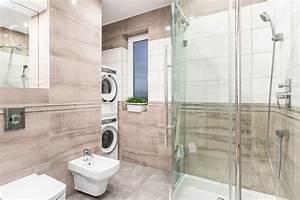 Schmale Waschmaschine Frontlader : trockner auf waschmaschine stellen das sollten sie beachten ~ Michelbontemps.com Haus und Dekorationen