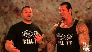 Rich Piana And Tim Muriello  We Are All In This Together