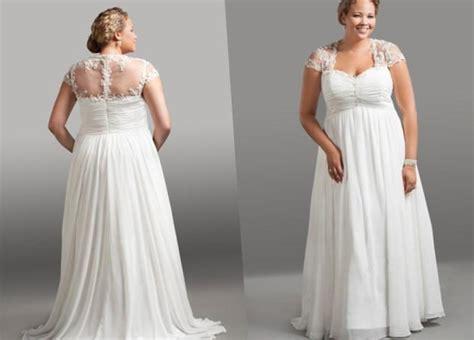 Wedding Dresses Plus Size : Plus Size Wedding Dresses Sleeves