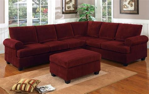 Wine Colored Sectional Sofas  Google Search  Design And
