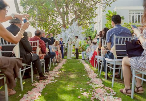18 venues to both a garden ceremony and reception in