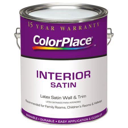 colorplace interior satin antique paint 1 gal walmart