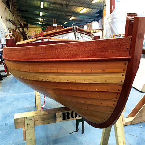 Boat Building by Ibtc International Boatbuilding College