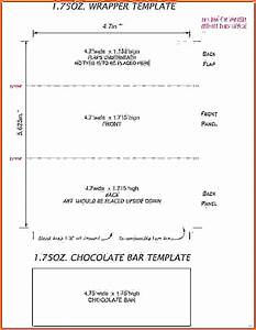 Candy bar wrapper template for word for Candy bar wrapper template microsoft word