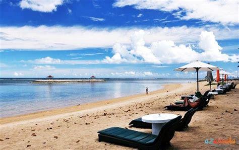 tempat wisata pantai  bali pantai sanur bali tempat