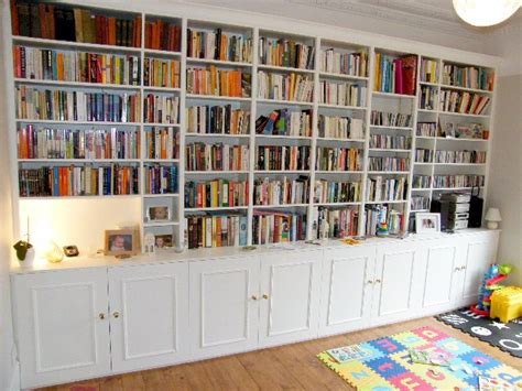 wall to wall bookcases shelving bookcases brian white carpentry
