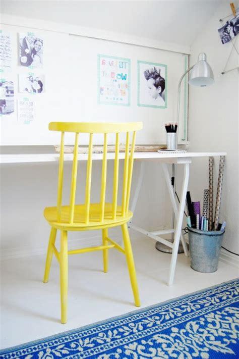 chaise de bureau jaune le plus confortable fauteuil de bureau pour votre intérieur