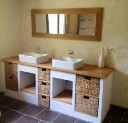 Plan De Meuble : meuble rangement salle de bain avec plan de travail meuble salle de bain but vasque ~ Melissatoandfro.com Idées de Décoration