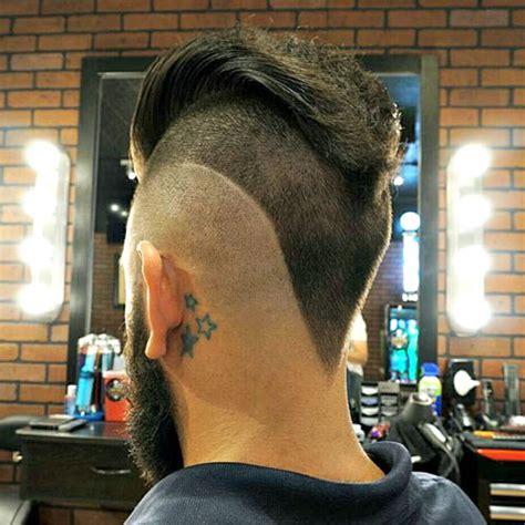 shaped haircut mens hairstyles haircuts
