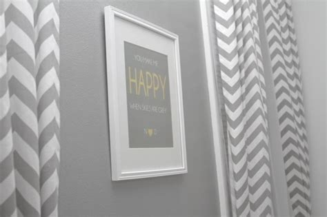 grey white chevron curtains oh wow for the home