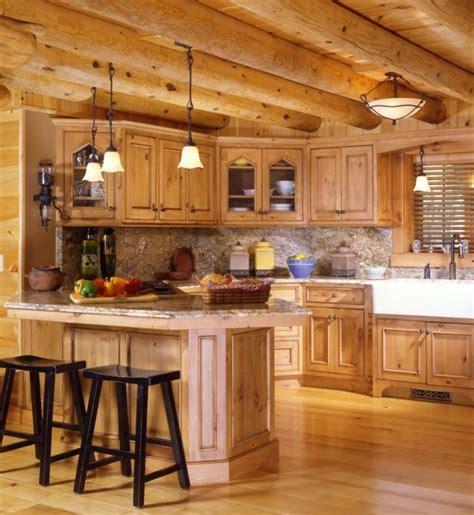 idees cuisines idées cuisine focus sur la cuisine chalet moderne