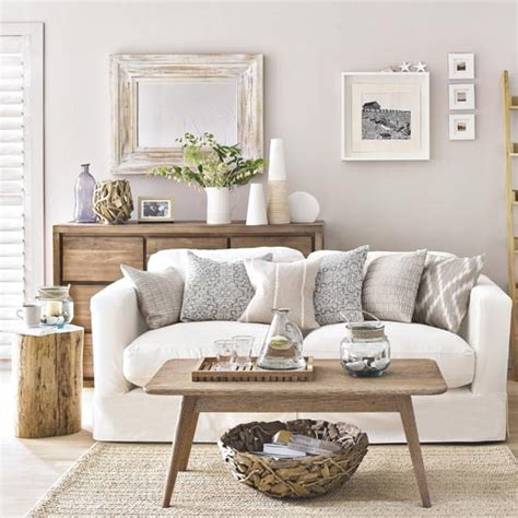Nautical Living Room Sofas by Living Room Decorating Ideas In Nautical Decor