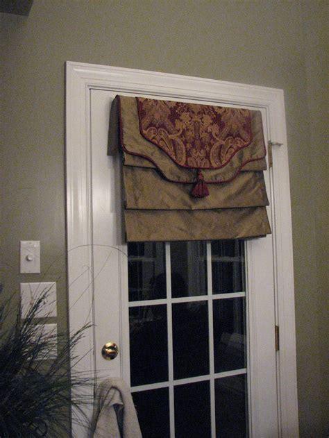 shade door window treatments design ideas