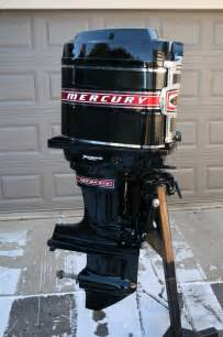 Old Mercury Outboard Motors