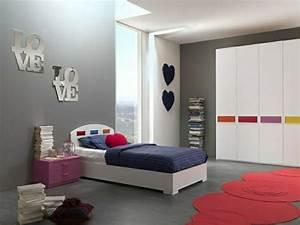 la chambre ado fille 75 idees de decoration archzinefr With couleur mur chambre ado fille
