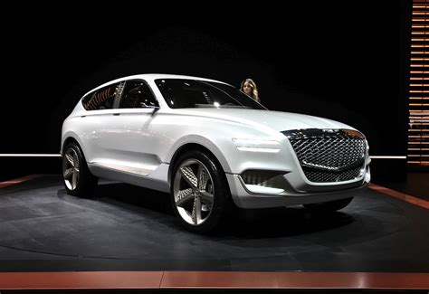 2017 Nyias Genesis Gv80 Concept Hints At Future Suv Model