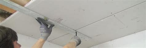 gipskartonplatten decke unterkonstruktion gipskartonplatten verlegen tipps tricks vom maurer trockenbau diybook at