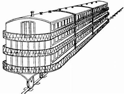 Monorail Clipart Etc Medium
