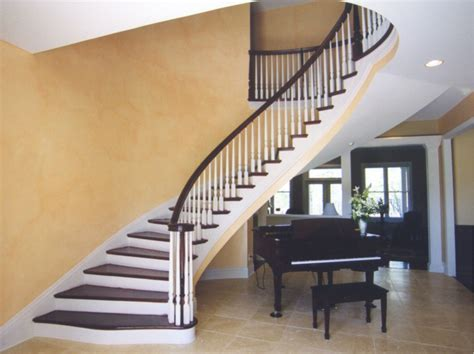 Home Stair : Southern Home Design-the Grand Staircase