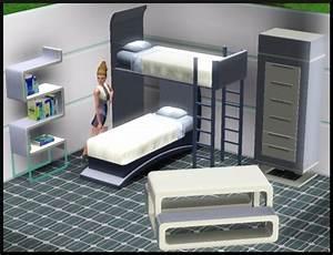 Lit Du Futur : sims 3 en route vers le futur cas objets ~ Melissatoandfro.com Idées de Décoration