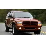 &187 1998 Dodge Durango SLT 4X4 Test Drive