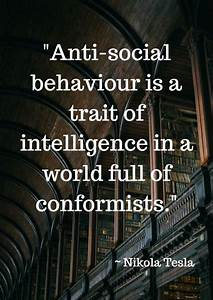 Best 25+ Antiso... Introvert Boy Quotes