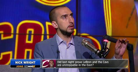 nick wright   incredible case  lebrons mvp