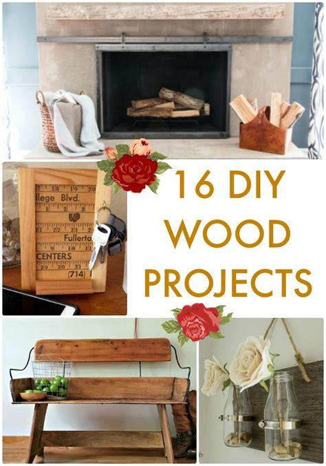 great ideas  diy wood projects