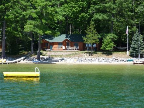cottage rentals in michigan cozy log cabin on lake charlevoix vrbo