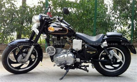 Modified Enfield Bikes In Delhi by Modified Enfield Bike View Specifications Details Of