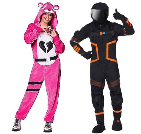 official fortnite halloween costumes released vpesports