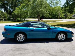 1994 Chevrolet Camaro Z28 Coupe 2