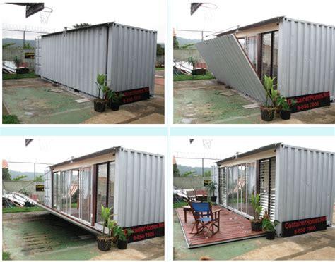 studio container apartment containerhomesnet