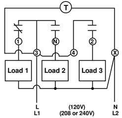 Paragon Defrost Timer Wiring Diagram