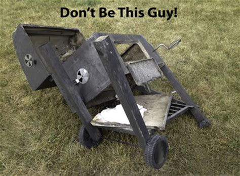 Homemade BBQ Grills and Smokers