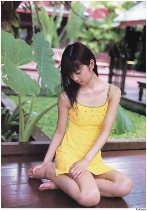 Yuko Ogura Hot Asian Girl Photo Blog