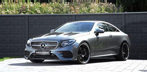 Modifikasi Mercedes E Class by Wheelsandmore Presents Tuning Program For W213 Mercedes E