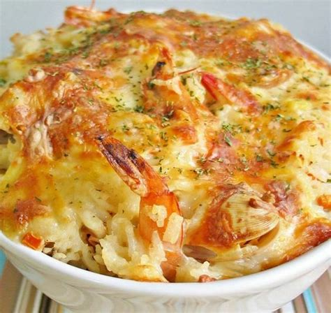 Plan your next casserole around the seafood or seafood combination of your choice. Maine Lobster & Seafood Casserole - 2 1/2 lbs