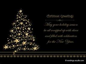 christmas messages for client wordings and messages