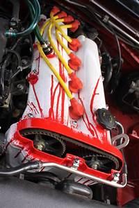 Custom  Cut Mazda Miata Valve Cover  I Don U0026 39 T Care About A