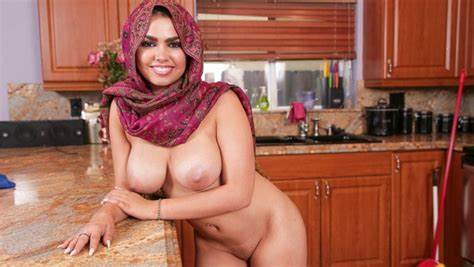 Muslim Nurse Desperate Arab Babe Pounds For