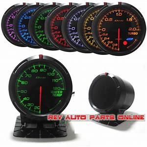 Defi Piece Auto Briey : buy 7 color in 1 60mm defi bf auto racing gauge meter water temp temperature ~ Medecine-chirurgie-esthetiques.com Avis de Voitures