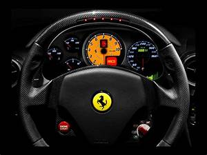 Ferrari Scuderia Steering Wheel Wallpaper Desk Wallpaper ...