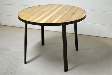falabella  dining table  solid steel base