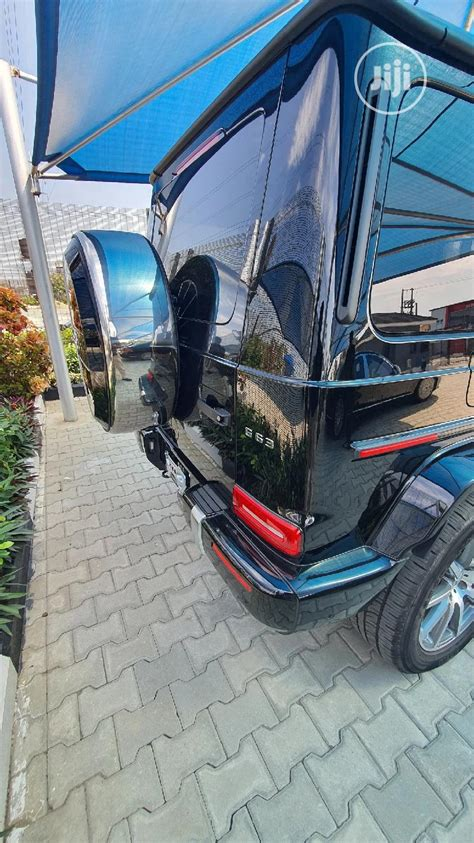 Dealer may sell for less. Archive: New Mercedes-Benz G-Class 2020 Base G 550 AWD Black in Lekki - Cars, Lawal Olanrewaju ...
